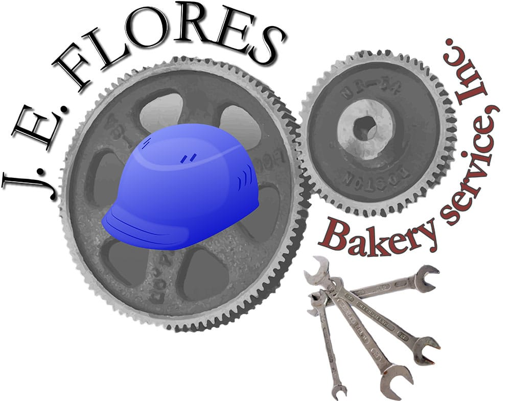 flores_logo | Bakery Solutions and Maintenance Experts | Flores Bakery Service